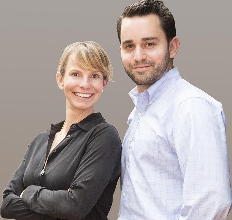 ThirdLove founders Heidi Zak and Dave Spector