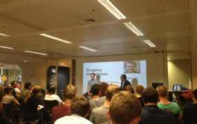 "A ""lean startup machine"" workshop in London"