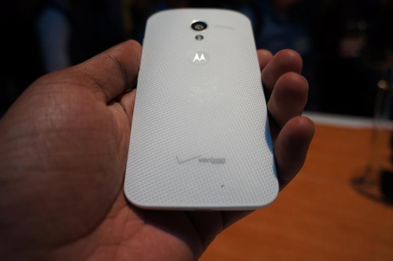 Moto X launch