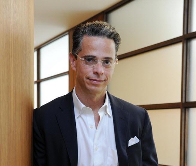 Owen Mahoney, CEO of game company Nexon.