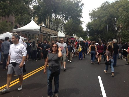 San Francisco's Street Food Festival