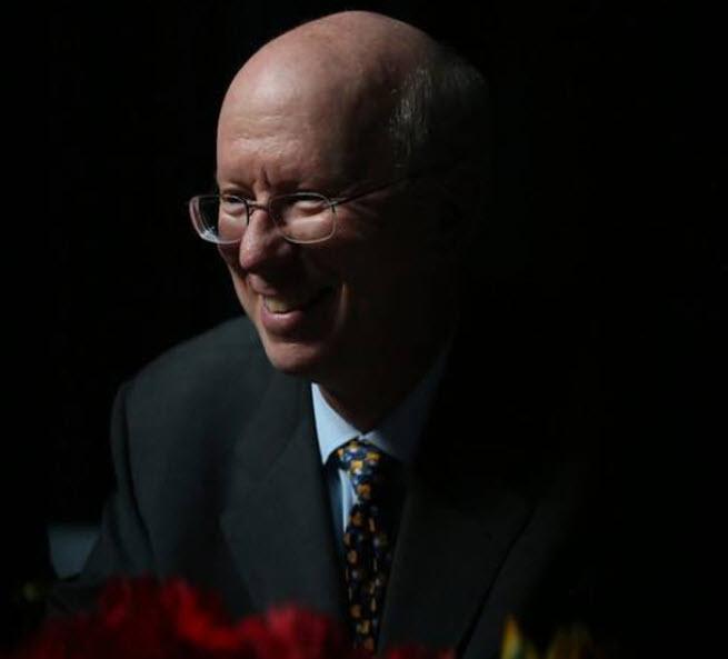 Scott McGregor, CEO of Broadcom