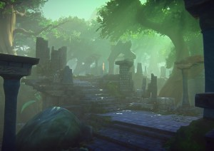 EverQuest Next environment