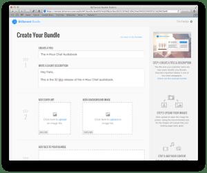 BitTorrent bundles