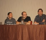 The API economy panel at CloudBeat 2013 today.