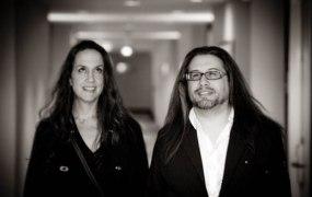 Brenda and John Romero.