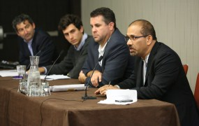 A panel at CloudBeat 2013 discusses whether Amazon's lead in the cloud is insurmountable.