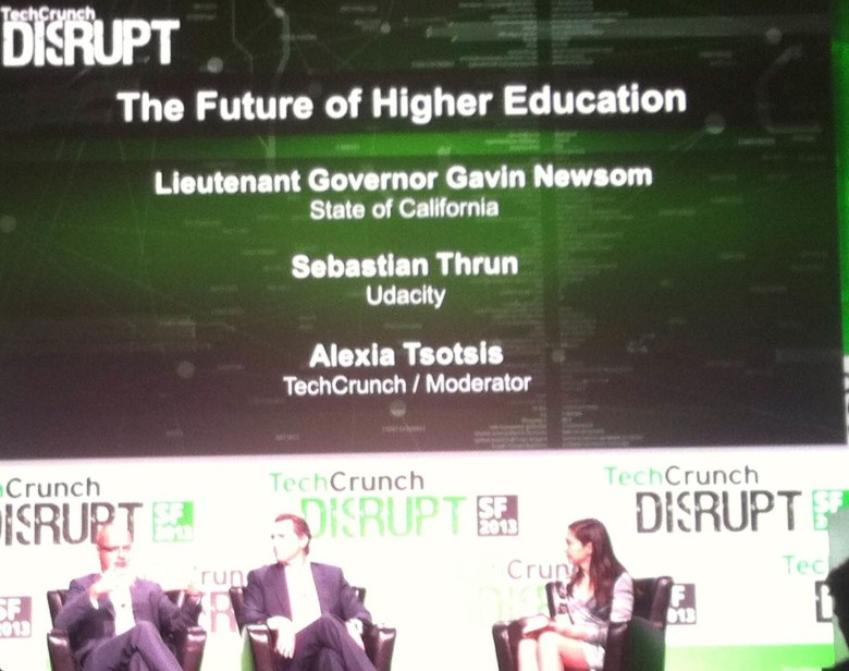 education disrupt