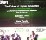 education disrupt