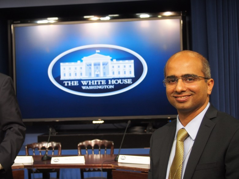 Convo's CEO Faizan Zuzdar was invited to the White House to discuss immigration and entrepreneurship