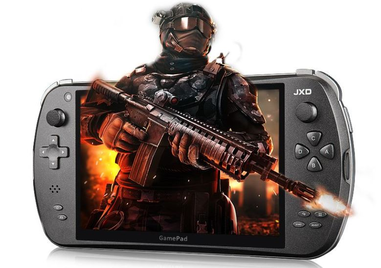JXD's Android 4.2 gaming tablet.