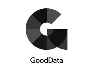 GoodData's new logo