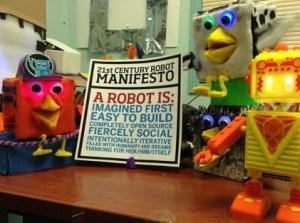 Robot manifesto