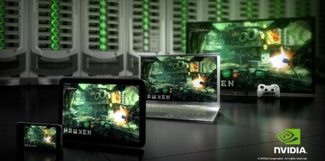 Nvidia GPUs