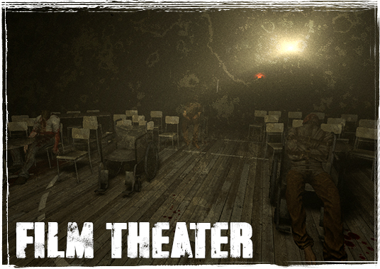 Outlast theater