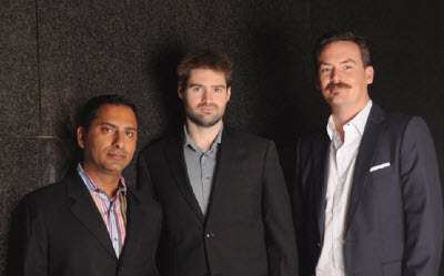 Faisal Siddiqui, Bart Yeary, and Daniel Arnold