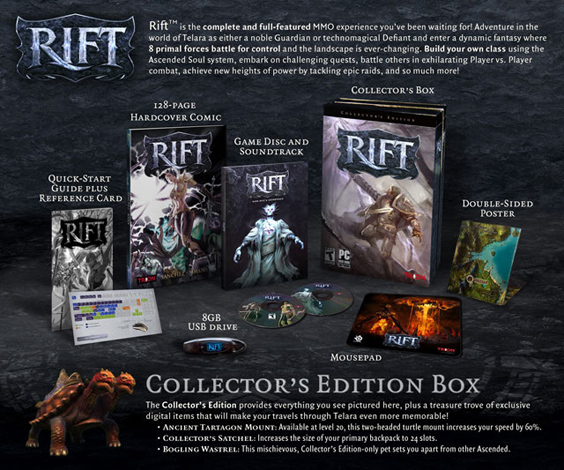Rift Collector's Edition