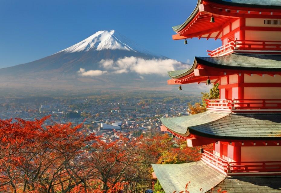 Classical Japan.