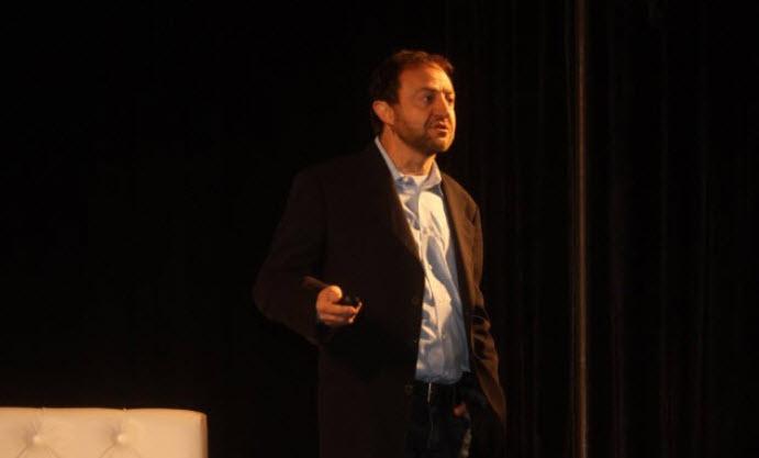 Simon Khalaf, CEO of Flurry