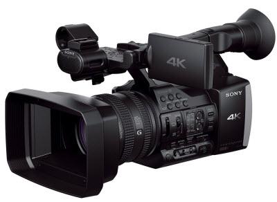 Sony 4K Handycam