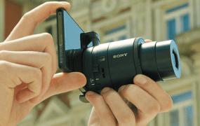 Sony QX Smart Lens