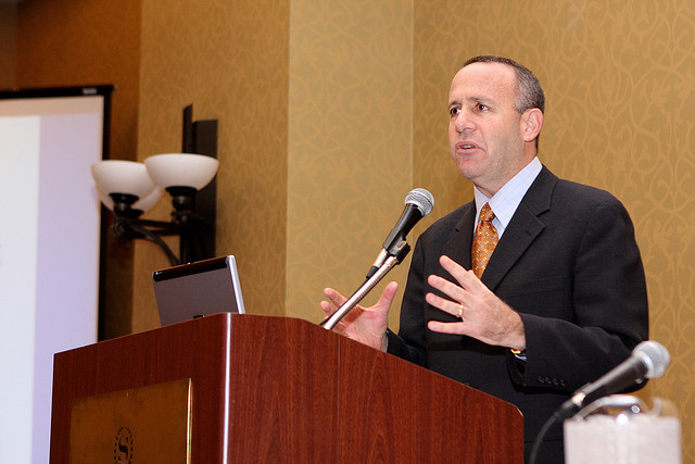 Senator Darrell Steinberg wrote the bill to protect children who act impetuously