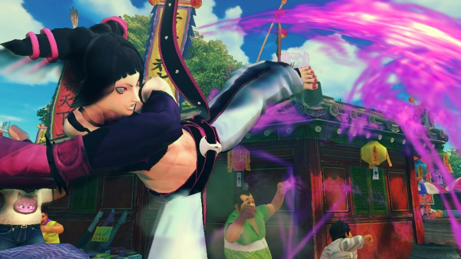 Super Street Fighter IV Juri