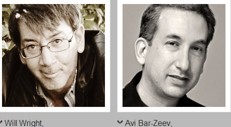 Will Wright and Avi Bar-Zeev