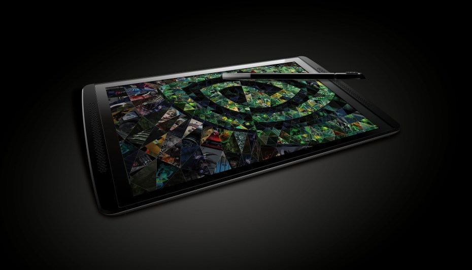Tegra-based tablet