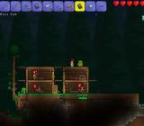 Terraria for Android features a special robot sidekick.