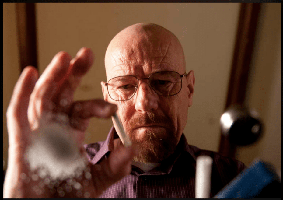 If you have the lust to succeed at any cost, Walter White is the perfect role model.