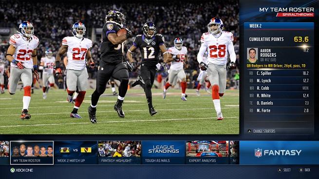 Xbox NFL