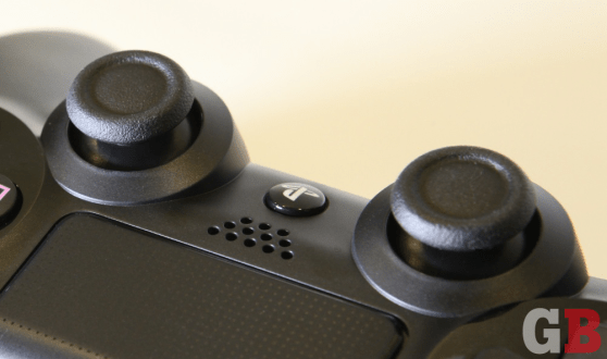 DualShock 4 - analog stick tops
