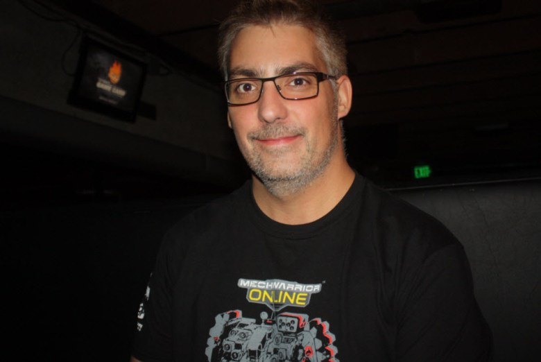 Bryan Ekman of Piranha Games