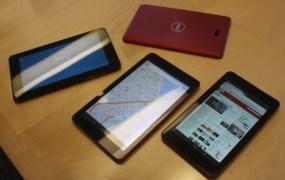 Dell Venue tablets