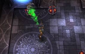 Dungeons & Dragons: Arena of War for iOS.