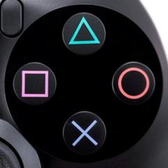 DualShock 4 - face buttons