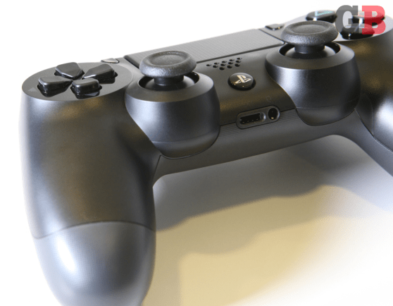 DualShock 4 - two tone, headphone jack