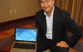 HP's Michael Park