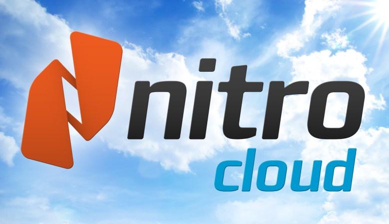 Nitro's new desktop app adds cloud capabilities