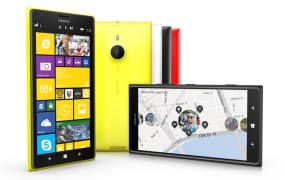 The Nokia Lumia 1520 Windows Phone is gorgeous.