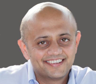 Gaurav Rewari, co-founder and chief executive of Numerify