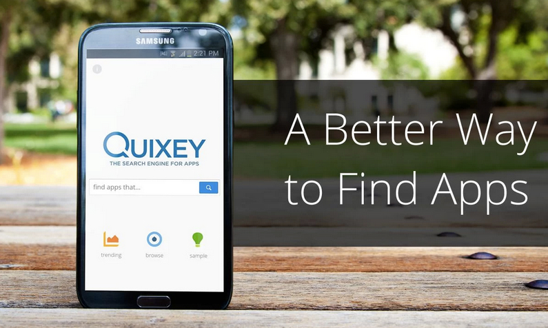 Quixey app search Android