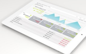 Roambi just rolled out a new version of its analytics app tailored for iOS 7