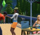 EA's The Sims 4 for PC.