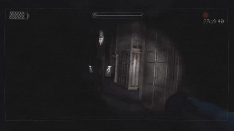 Slender Man from Slender: The Arrival.