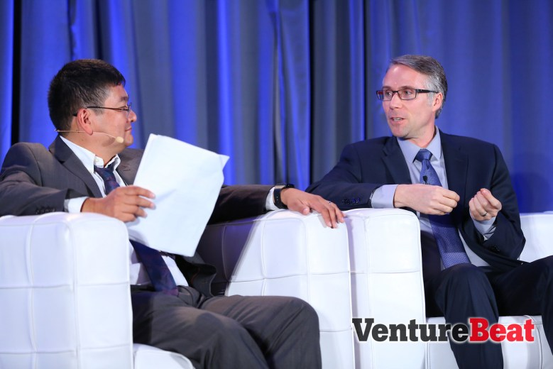 VentureBeat's Dean Takahashi and White House Senior Advisor for Digital Media Mark DeLoura
