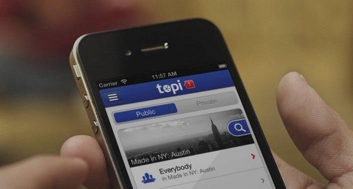 topi event app