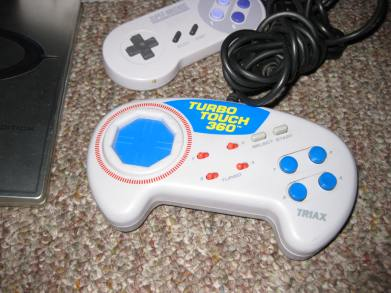 Turbo Touch 360
