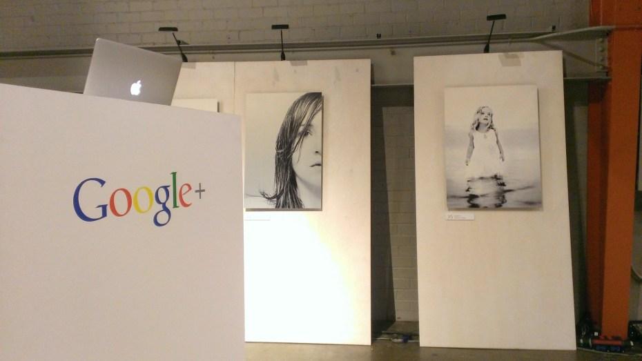Google Plus photography